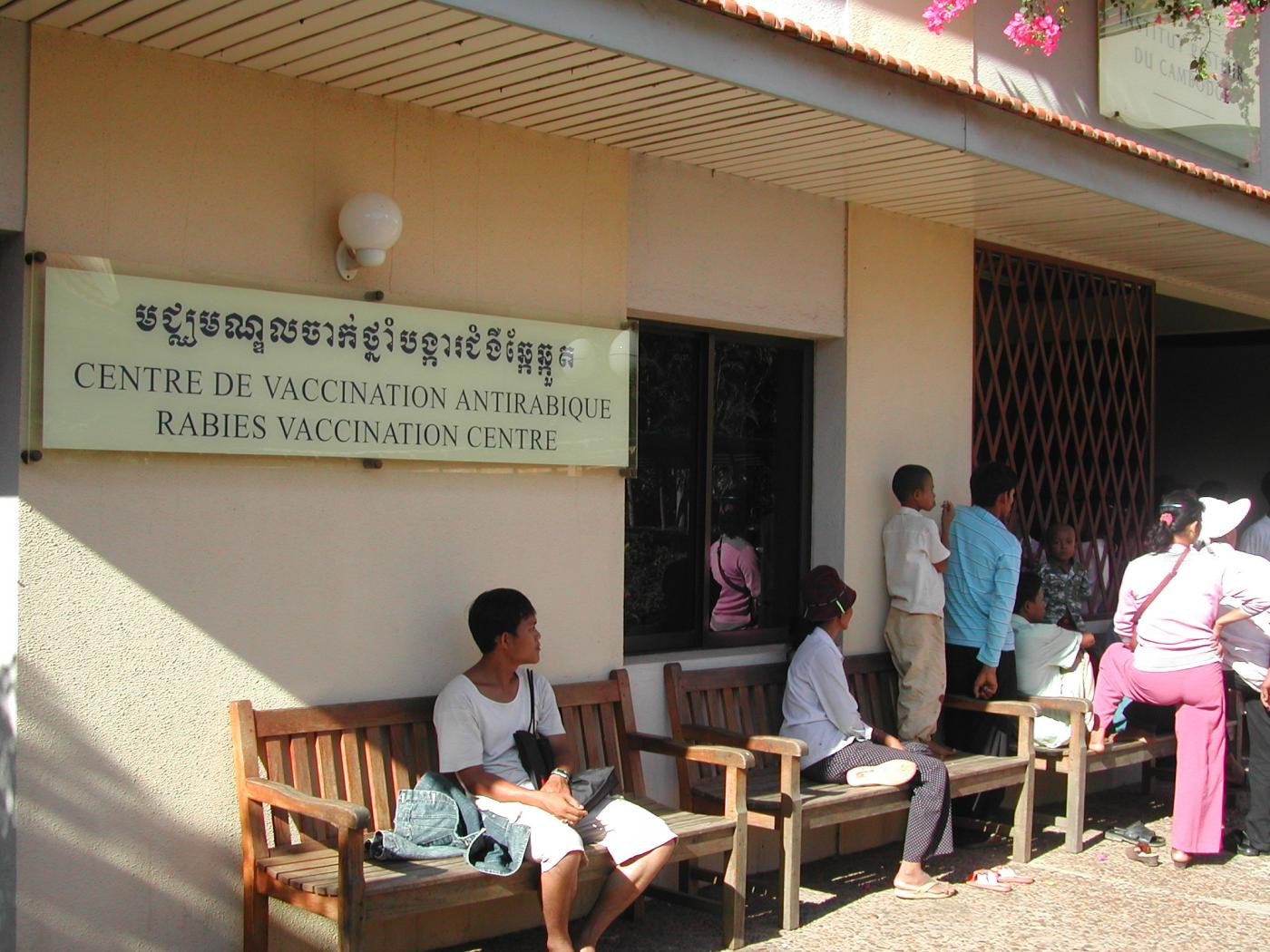 Rabies in Cambodia