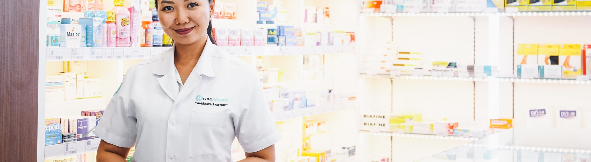 Your Expert Pharmacists in Cambodia